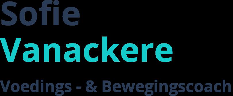 Logo Sofie Vanackere